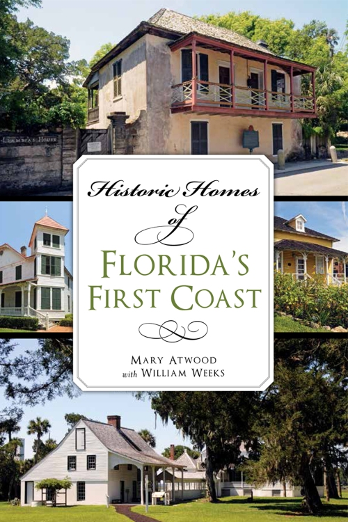 Historic Homes FRONT Cover